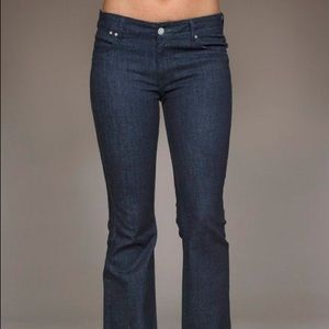 Express flare bootcut jeans